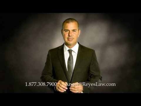 If you've been injured in a car or truck accident, call Angel Reyes & Associates or visit us at http://reyeslaw.com