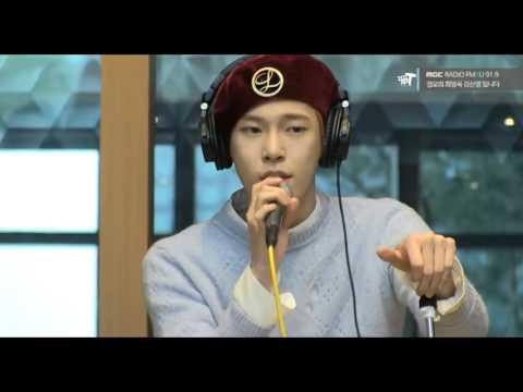 [ENG] 160421 Kim Shinyoung Song of Hope NCT U