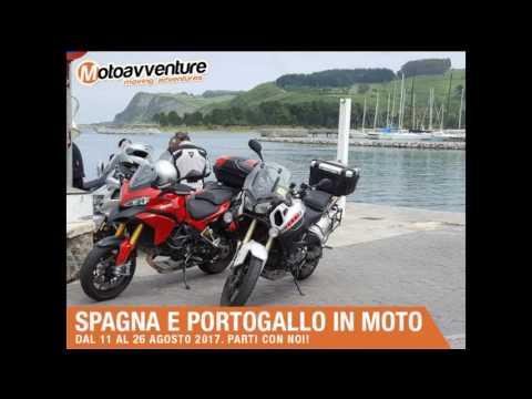Spagna portogallo in moto 2017 - Prenota oggi stesso