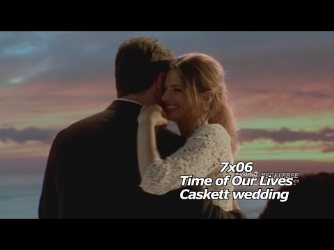 "Wedding Castle Beckett, End Scene Castle Beckett Wedding ""Time of Our Lives"""