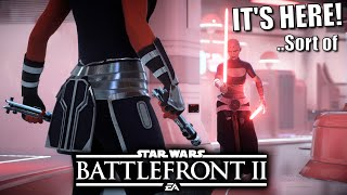 Star Wars Battlefront 2 Just Got The Content We All Wanted! ... Sort of