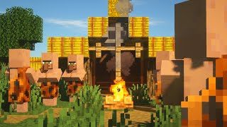 History of Villagers in Minecraft