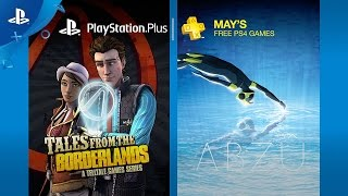 PlayStation Plus free games in May include Tales from the Borderlands and Abzu