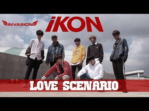 iKON - '사랑을 했다(LOVE SCENARIO) COVER BY TRICKSTER INVASION BOYS