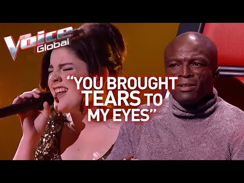 NEW QUEEN OF SOUL discovered in The Voice   Winner's Journey #21
