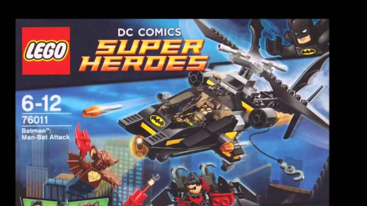 Lego Batman Sets 2014: New 2014 Lego Batman Sets