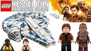 LEGO Star Wars 75212 KESSEL RUN MILLENNIUM FALCON Pictures! | Analysis!