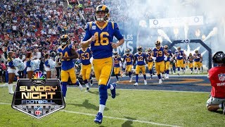NFL Week 8 Recap: Rams still undefeated, Rodgers vs. Brady preview I NBC Sports
