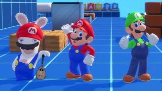Mario + Rabbids Kingdom Battle - All Ultimate Challenges