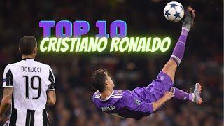 Cristiano Ronaldo TOP 10 Best Goals Ever in his Career● 2021 HD
