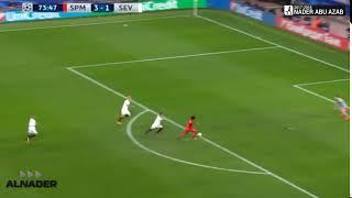 هدف سبارتاك موسكو الرابع في اشبيلية | Spartak Moscow - Sevilla 4-1 ...