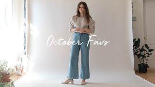 October Favorites 2018 | Dearly Bethany