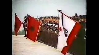 Funerali Enver Hoxha - Piazza Skanderbeg (Tirana) 15 Aprile 1985