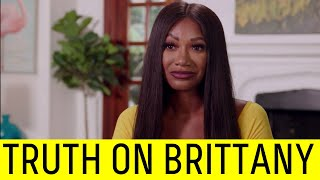 Exposing The Truth On Brittany from  90 Day Fiancé: The Other Way.