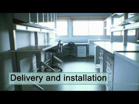 Mintz Lab - Laboratory furniture, Laboratory solutions - מינץ מעבדות