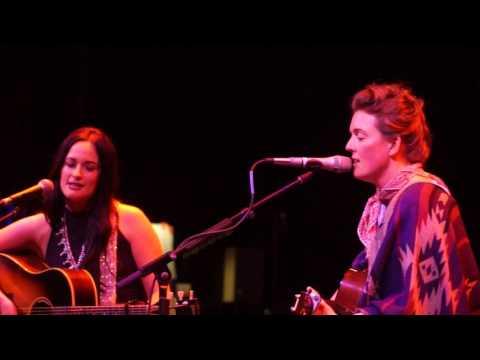 Brandi Carlile and Kacey Musgrave