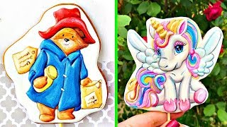 Top 10 Easy Cake Cookies Ideas Compilation In The World 2018 | Tasty Sugar Cookies