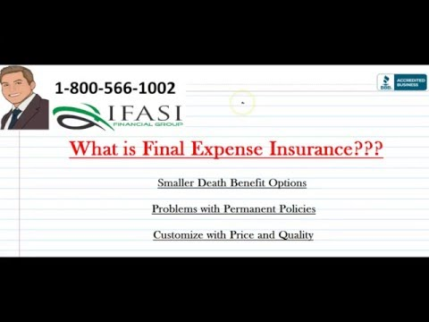 What is Final Expense Insurance - What is a Final Expense Insurance Plan