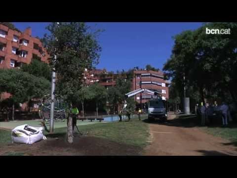 Homenatge a Joan Vinyoli a Sarrià
