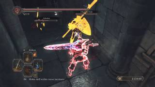 Dark Souls 2 SOTFS PVP - Hunting gankers with strenght build
