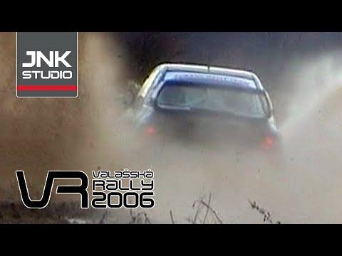25. Valašská Rally 2006