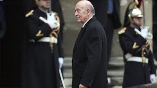 Valéry Giscard d'Estaing, 'modernist' French president, dies at 94