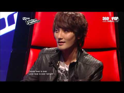 Vietsub The Voice of Korea Ep 03 Part 01