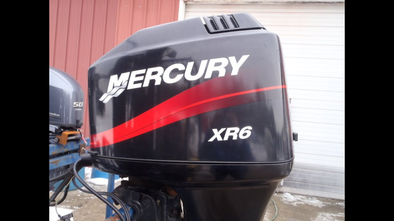 How To Replace Water Pump >> 6M4226 Used 2000 Mercury 150 XR6 150HP 2-Stroke Outboard ...
