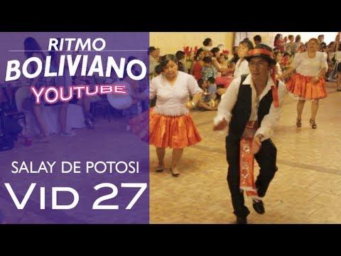 SALAY DE POTOSI - VIRGEN DE COPACABANA 2013 - TENERIFE,  ESPAÑA