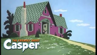Casper Classic episode 22 Boo Scout & Which Is Witch