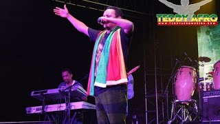 Teddy Afro Concert Ghion Hotel 2014 Addis Ababa.
