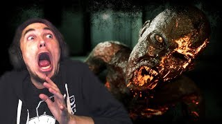 THE NEXT OUTLAST?? | Welcome to Hanwell #1