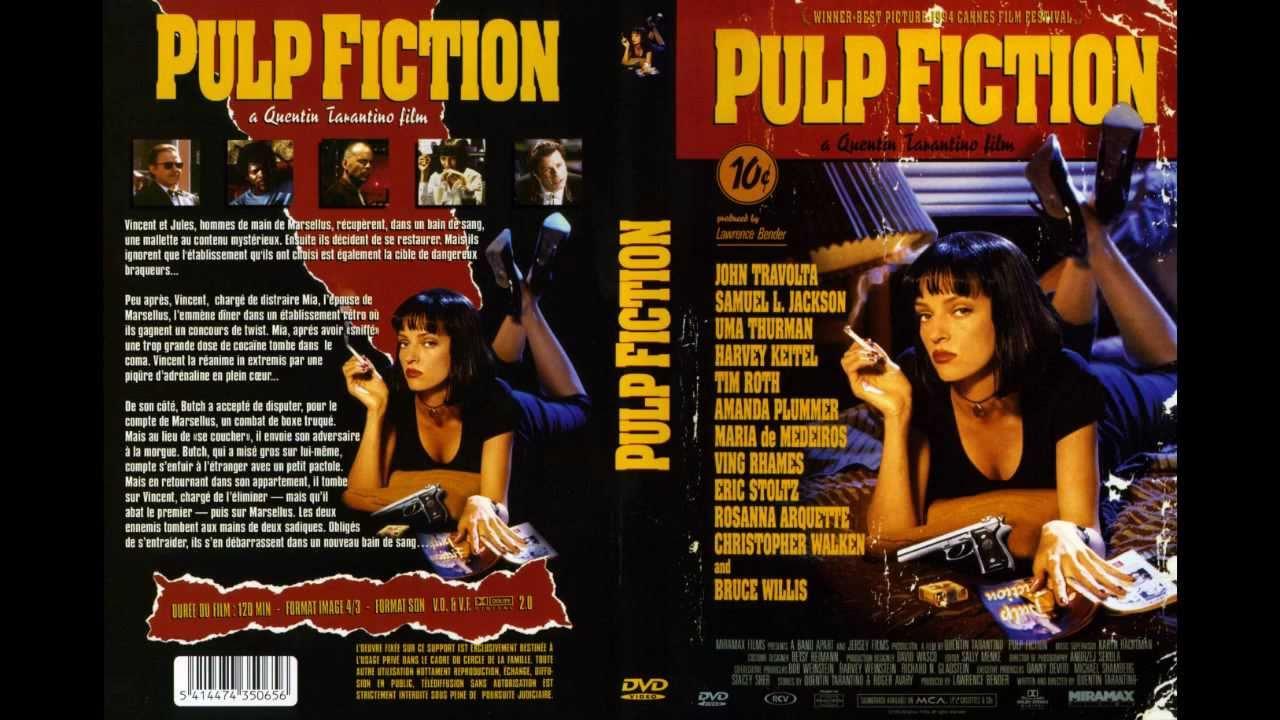 Pulp Fiction Soundtrack - Son of a Preacher Man (1968