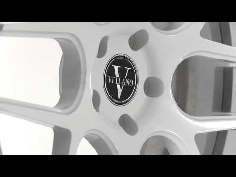 Vellano forged wheels Vellano VCK-C forged alloy wheels