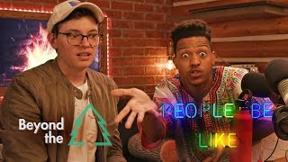 """Drama with William Haynes."" Beyond the Pine #49"