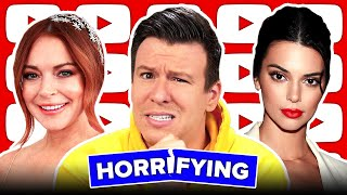 """That """"Horrifying"""" Lindsay Lohan Video Exposed More Than David Letterman. Lets Talk About That & More"""