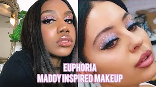 Maddy Euphoria Inspired Makeup Look 💫