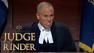 Judge Rinder Makes a Difficult Ruling | Judge Rinder
