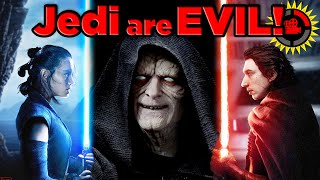 Film Theory: The Uncomfortable Truth about the Jedi Order (Star Wars: Jedi are Evil)