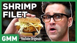International McDonald's Taste Test #1