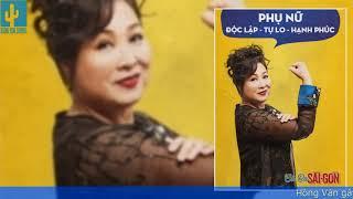 Hồng Vân gây ấn tượng với vai diễn trong Cô Ba Sài Gòn