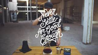 Brew Video: How to brew with the Chemex - Director's Cut