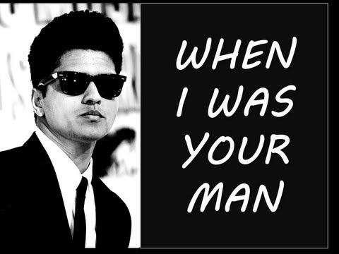 Baixar Bruno Mars - When I Was Your Man (BEST LYRICS + PICTURES)