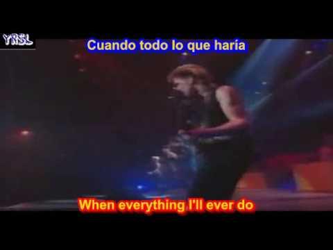 Roxette - the look ( SUBTITULADA ESPAÑOL INGLES )