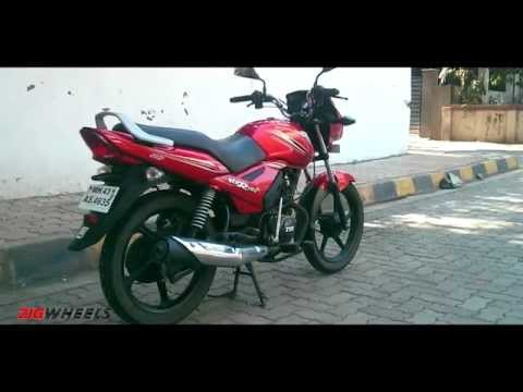 TVS Star City+ :: WalkAround :: ZigWheels