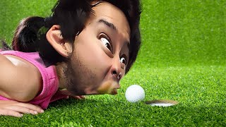 JUST GO IN THE HOLE | Golf Around