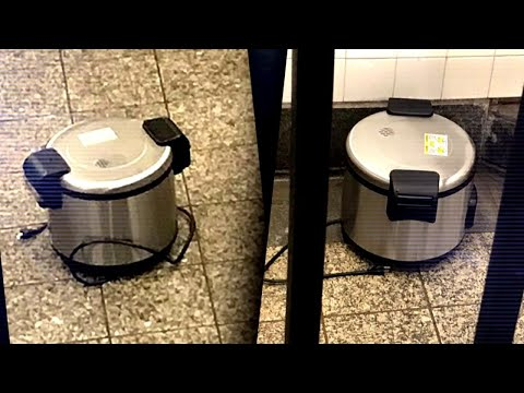 USA: Rice cookers left at New York subway station cause panic