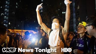 Hong Kong Police Fired 800 Tear Gas Rounds In One Day Infuriating Protesters