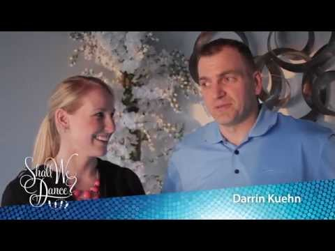 Shall We Dance 2014 - Darrin Kuehn