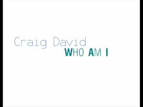 Craig David - Who Am I 2010